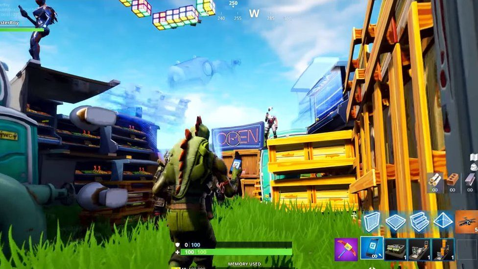 Fortnite teen hackers 'earning thousands of pounds a week' - BBC News