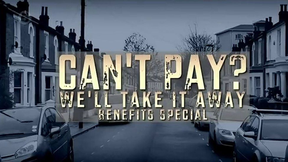 Can't Pay? We'll take it away