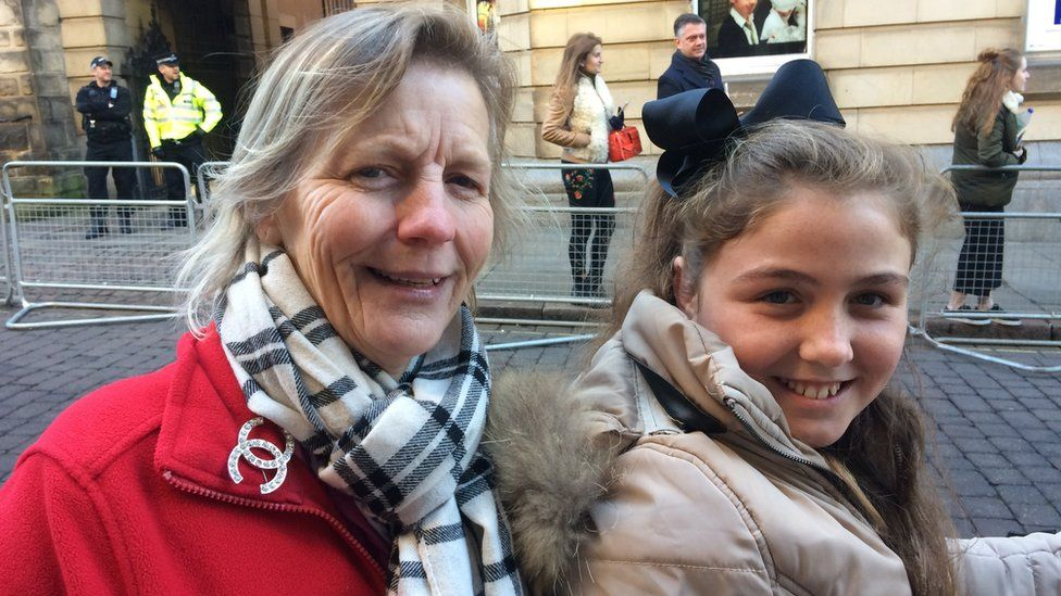 Colleen Cash and her niece Kathleen Connors