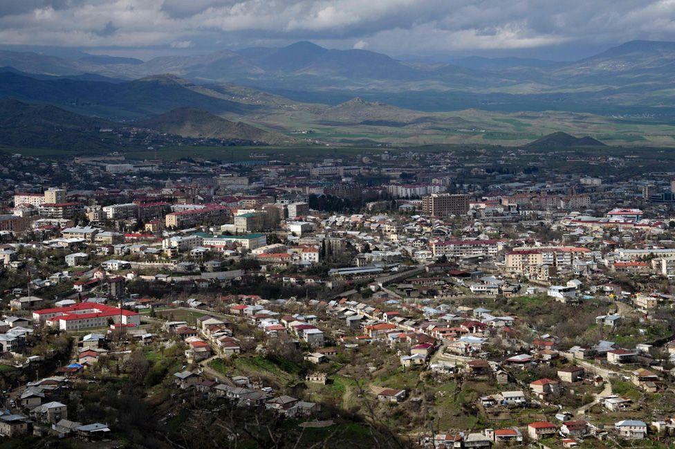 Stepanakert, 4 Apr 16