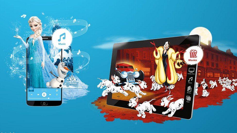 Disney Life website