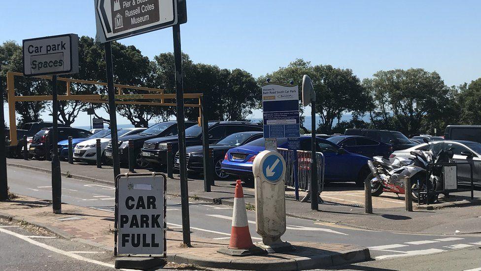 Bournemouth car parks