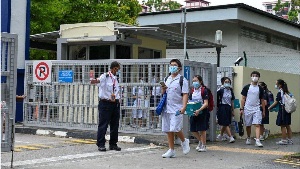 Killing of boy, 13, at school shocks Singapore thumbnail