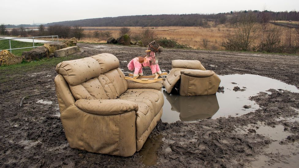 Fly-tipping generic