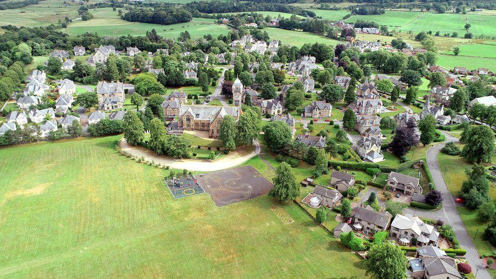 Quarrier's village
