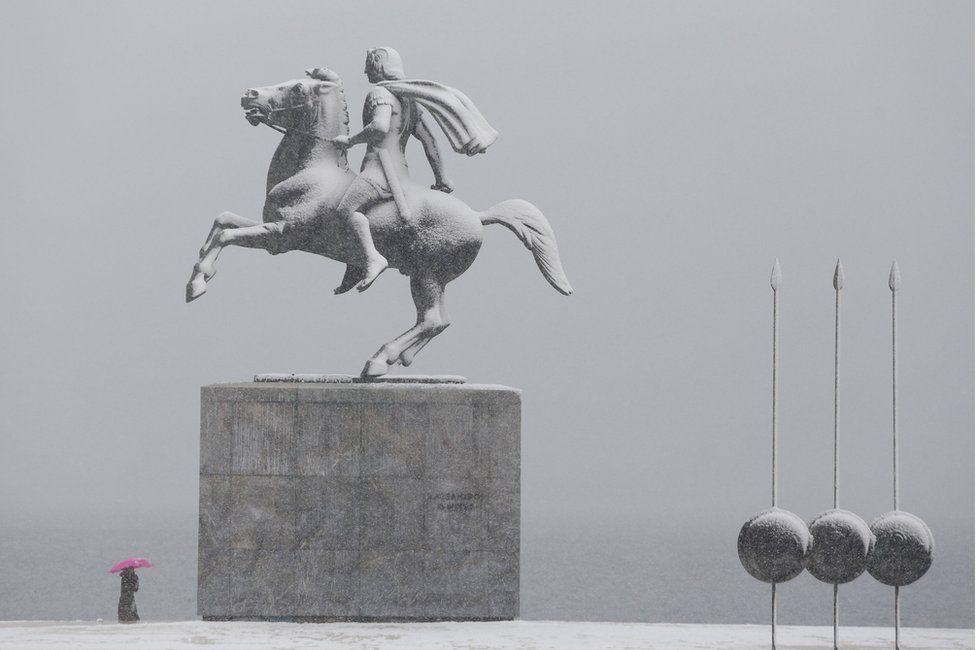 пам'ятник Олександру Македонського