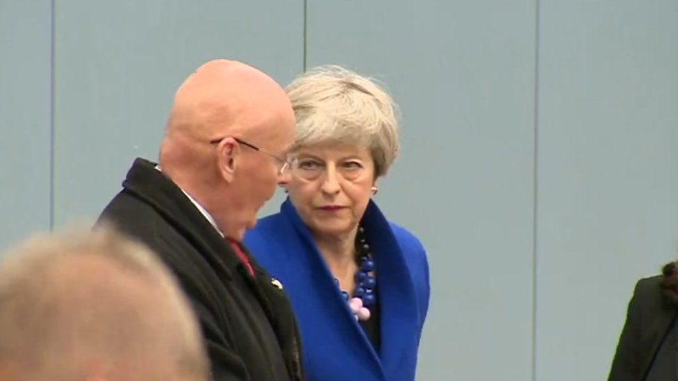 General election 2019: Theresa May re-elected with reduced majority