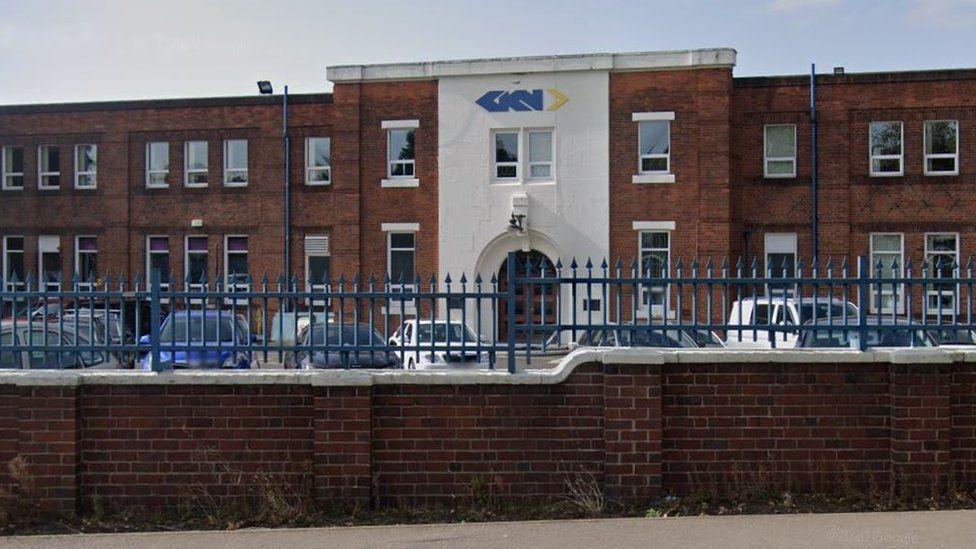 GKN factory