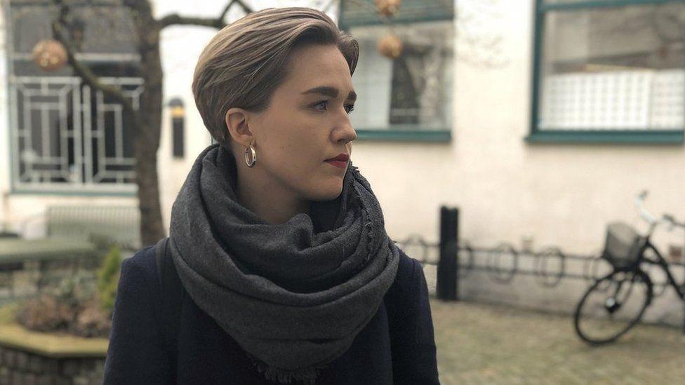 Mensen's Klara Rydström