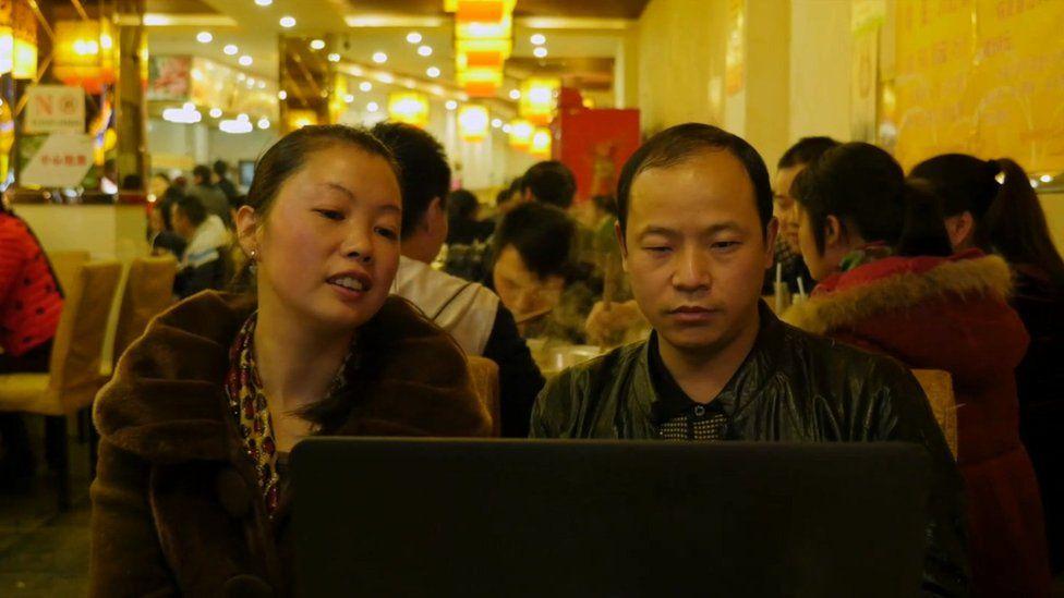 Tang Yuwen's parents
