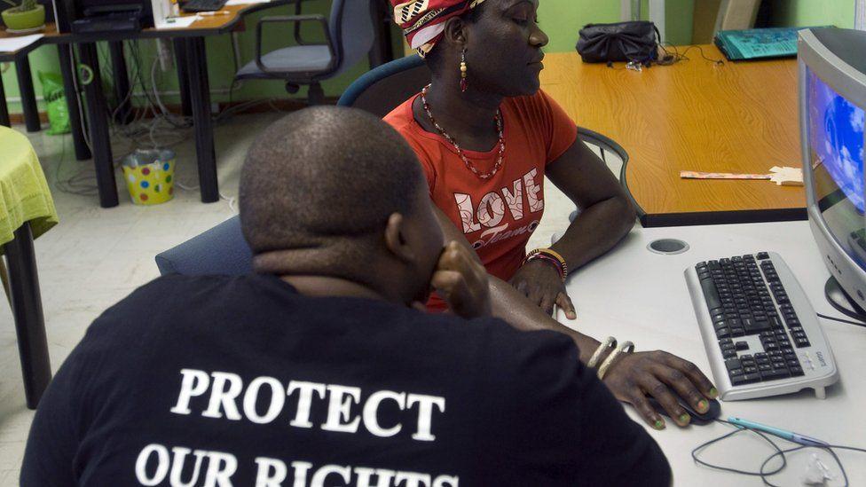 Malawian human rights activists