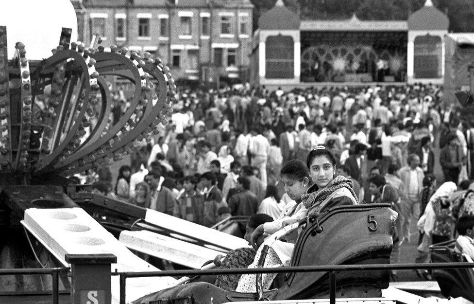 Bradford Mela 1988