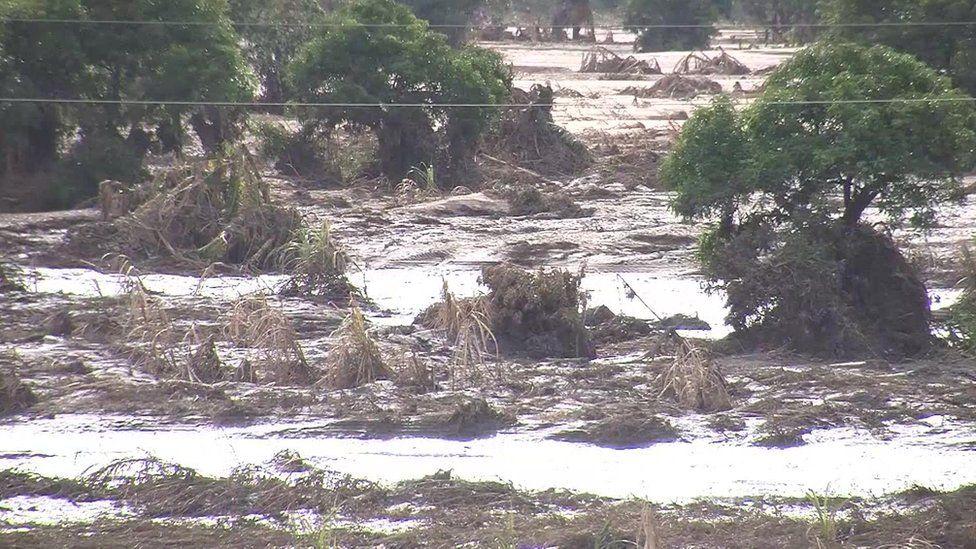 Floods in Malawi