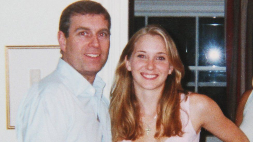 Prince Andrew to receive Epstein-Giuffre agreement thumbnail