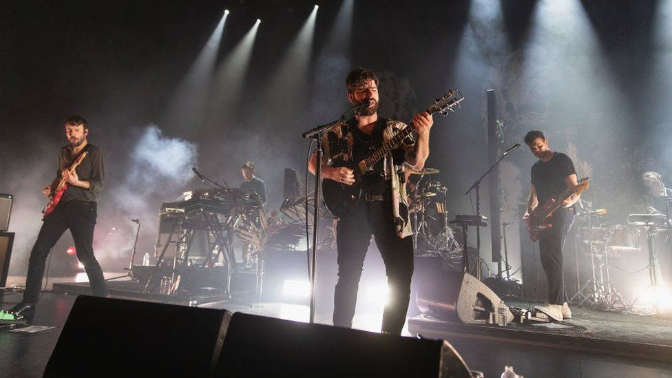 Game of Thrones: Foals join show's many musician cameos