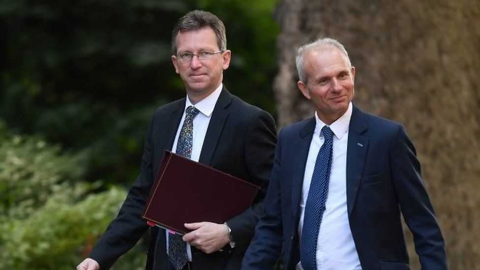 Jeremy Wright and David Lidington