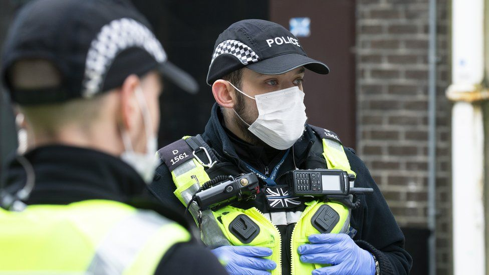 Police PPE