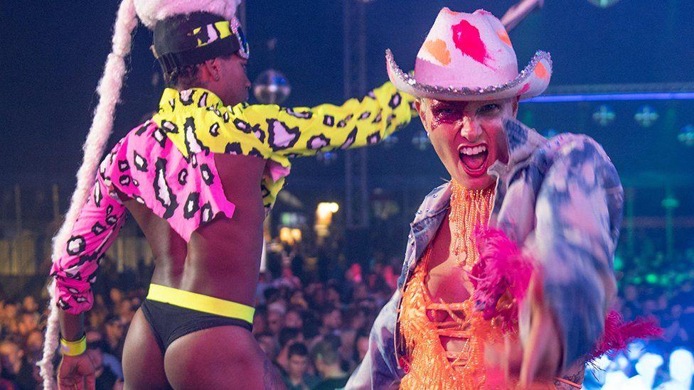 Glitterbox performers