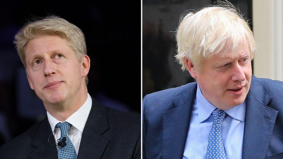 Jo and Boris Johnson