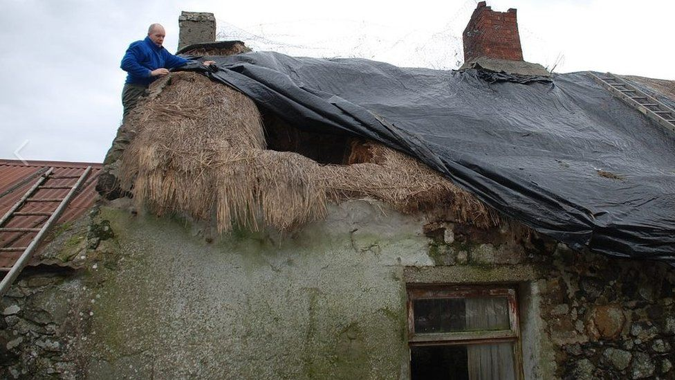The pensioners' nephew is leading the campaign to save the cottage