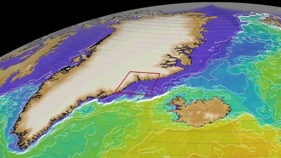 Ocean physicist Dr Neil Fraser has created computer models