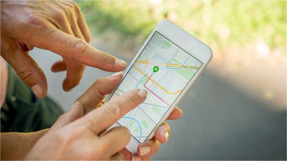Key enabler: It's almost as if GPS was invented for the smartphone