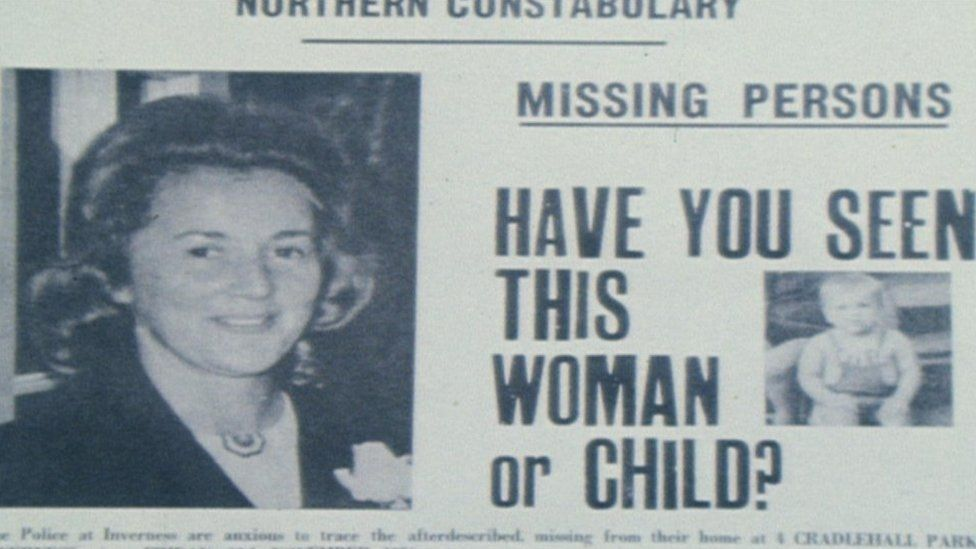 newspaper appeal over MacRae disappearance