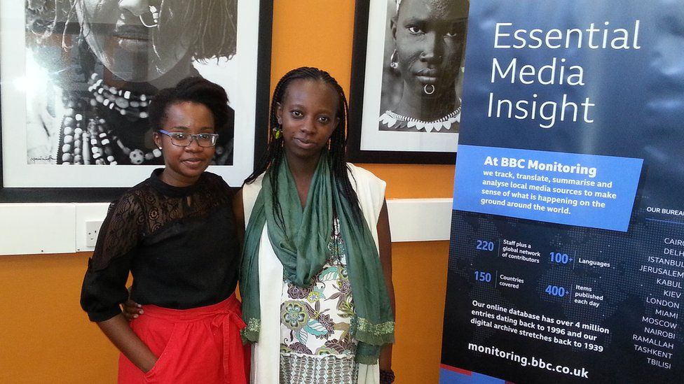 Wanjiku Mungai and Beverly Ochieng who researched stories in Africa.