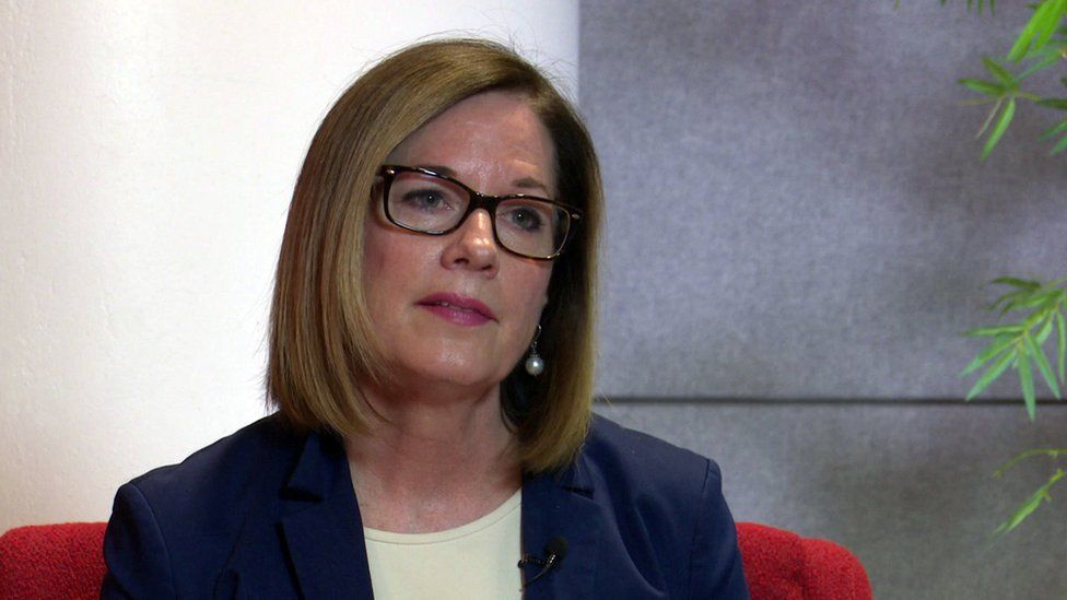 Elizabeth Denham, the information commissioner