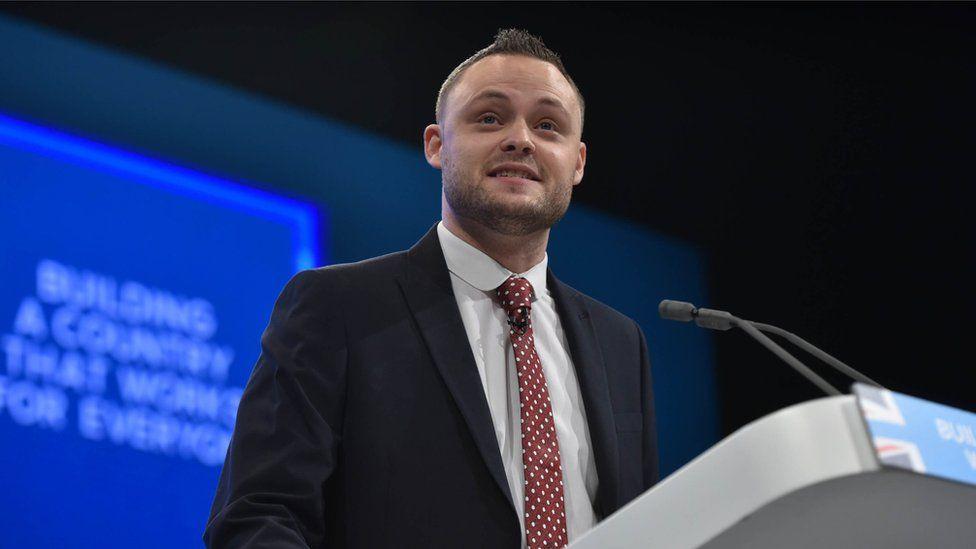 Ben Bradley MP