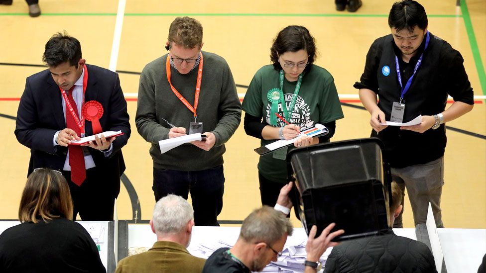 Election count