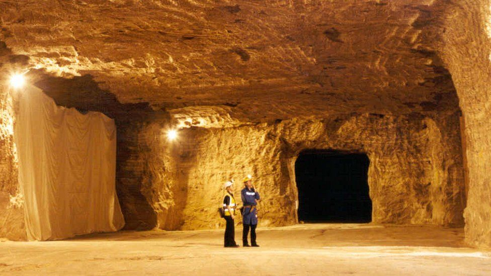 miners in mine