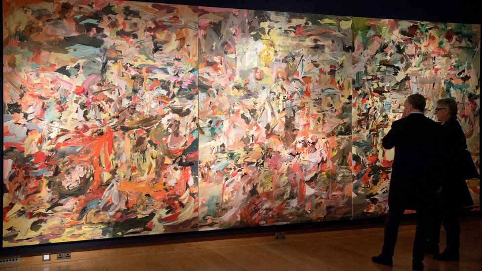 The Sick Leaves by Cecily Brown