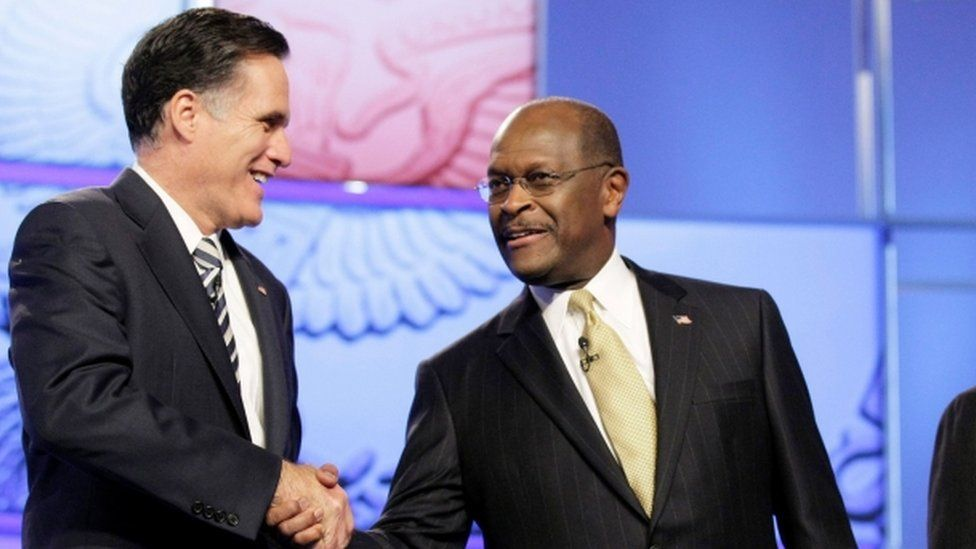 Herman Cain Us Ex Presidential Candidate Dies After Contracting Covid Bbc News