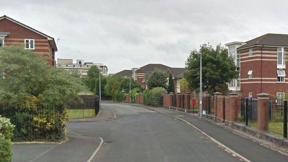 Blackburn Street