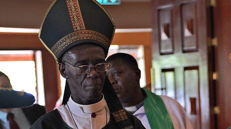 Retired Anglican Archbishop Eliud Wabukala