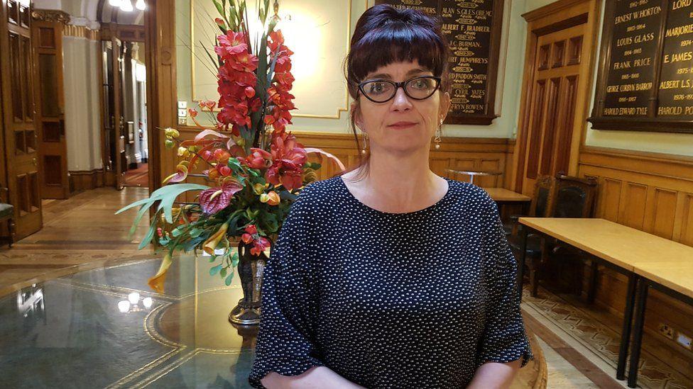 Councillor Lisa Trickett