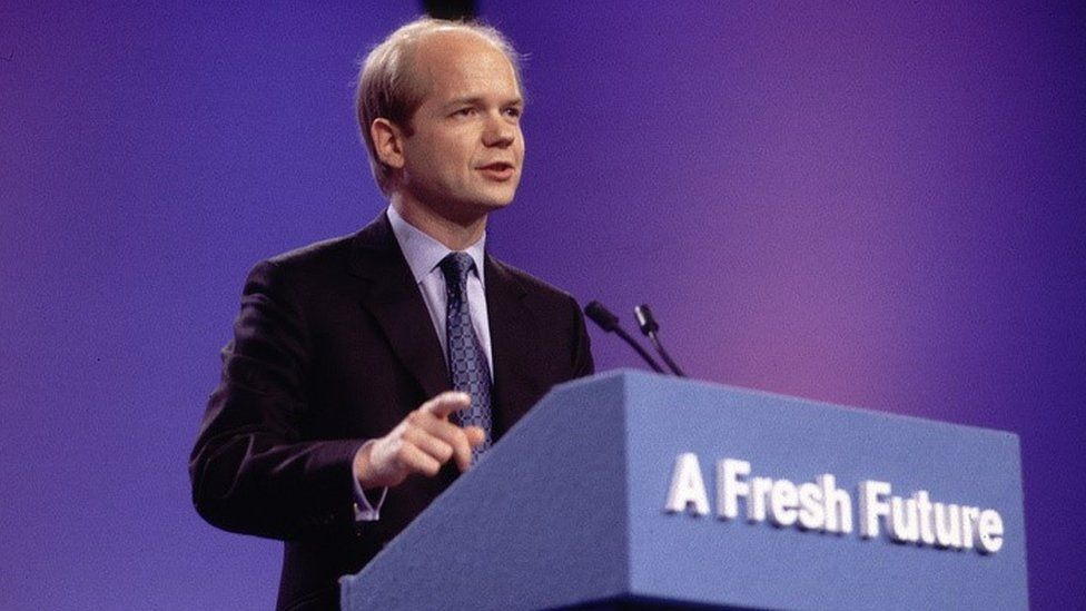 William Hague, 1997