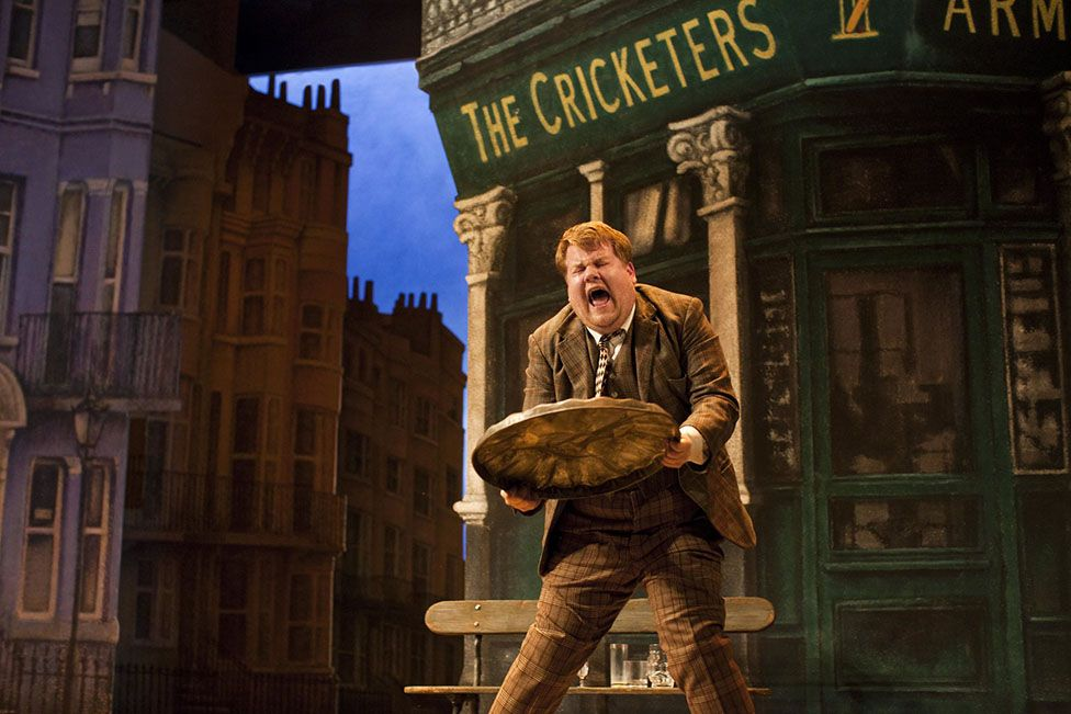 The National Theatre will be streaming some of its most popular productions, starting with One Man, Two Guvnors, starring James Corden