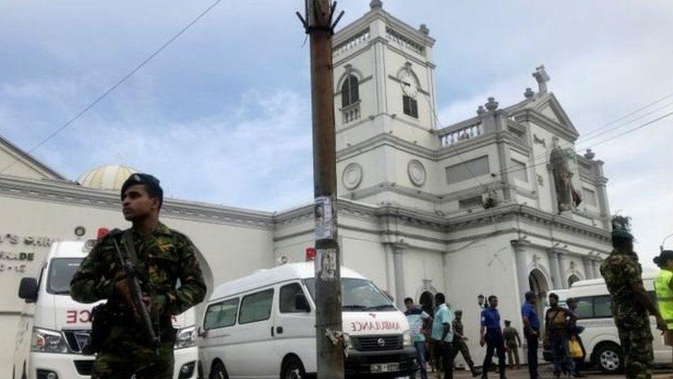 Au Sri Lanka, le bilan des attentats s'alourdit