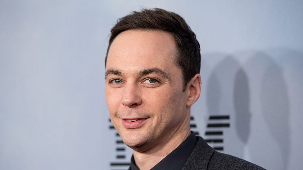 Jim Parsons, who plays Sheldon Cooper on The Big Bang Theory