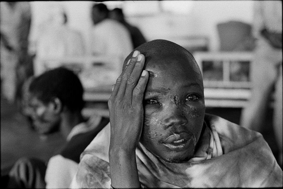 Rwanda genocide: 100 days of s...