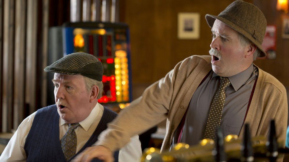 Greg Hemphill and Ford Kiernan