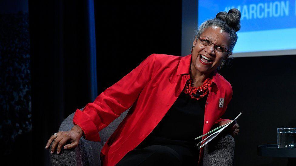Journalist A'Lelia Bundles
