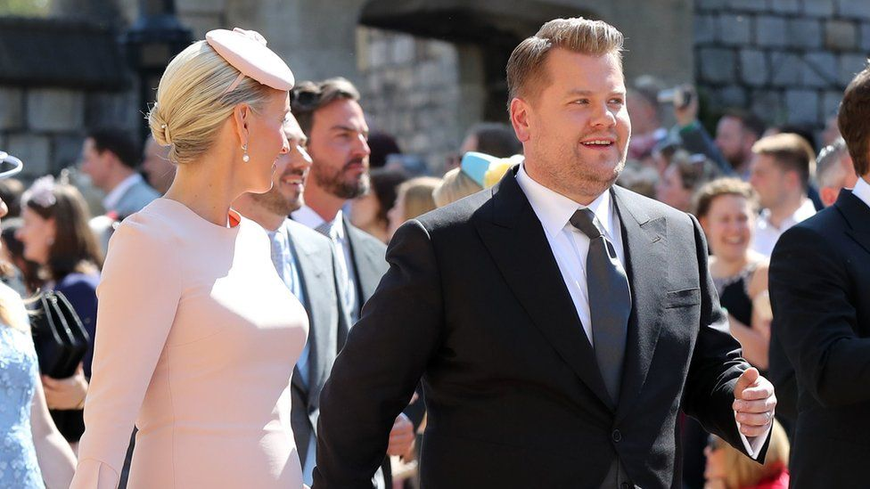 Royal Wedding 2018 Pictures Of The Guests From Oprah To Elton John