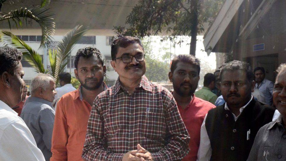 Dalit scholar Anand Teltumbde