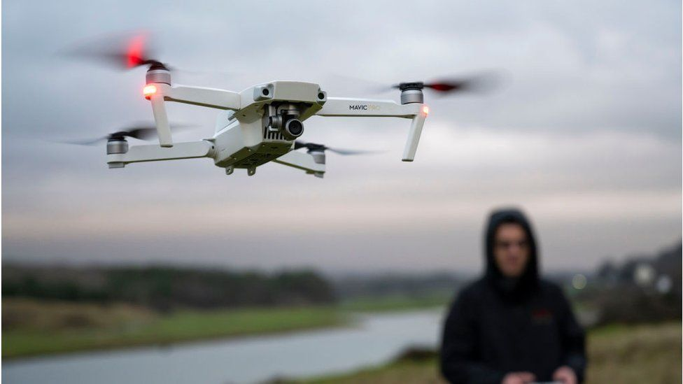 Drone no-fly zone to be widened after Gatwick chaos