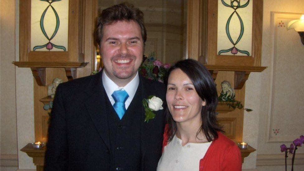 Craig Stobo and Fiona Agnew