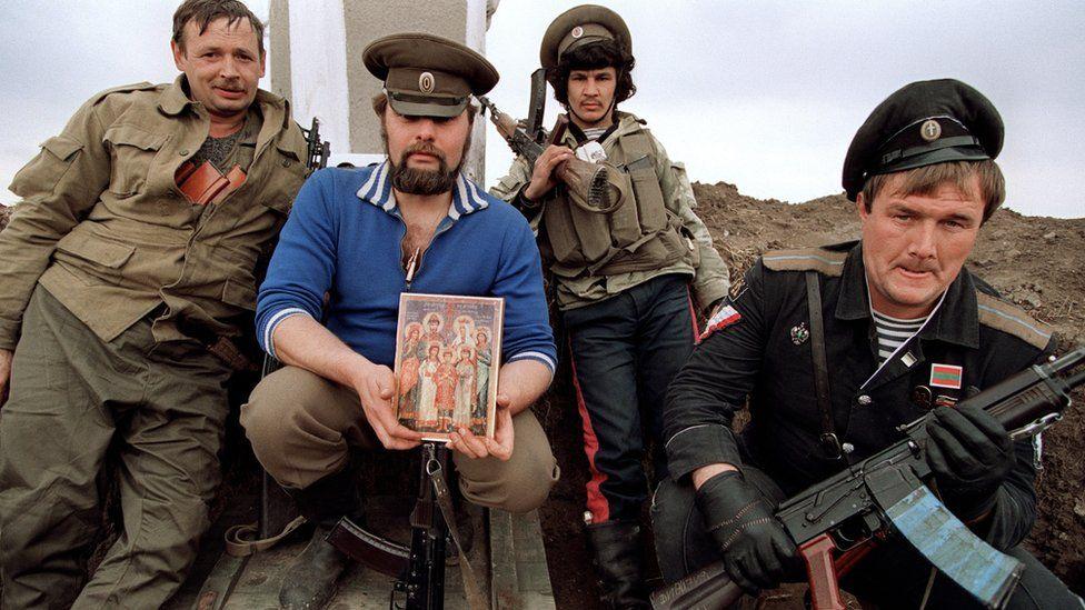 Trans-Dniester separatists