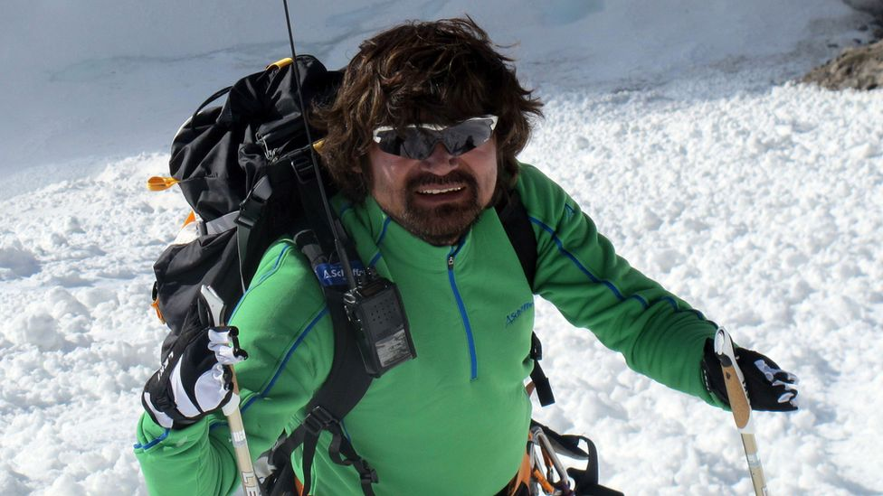 Kim Hong-bin: South Korean climber missing after fall in Pakistan thumbnail